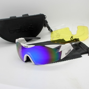 Outdoor riding glasses sunglasses 11840 mountain bike glasses bollegoggles - intl