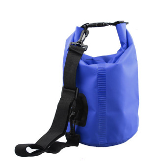 Outdoor Shoulder Bags Drifting Waterproof Tourist Camping Bags 5L (Blue) - picture 2