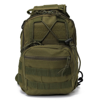 Outdoor Sport Camp Hiking Shoulder Sling Bag Military Tactical Backpack Rucksack