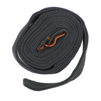 Outdoor Travel Luggage Webbing Rope Quick Release Orange Buckle Tie Strap