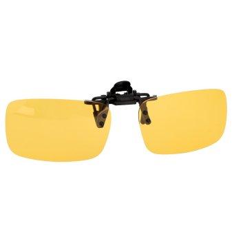 Outdoorfree Polarized Clip On Sunglasses Lens Sun Glasses Anti-UV for Women & Men - INTL - picture 2