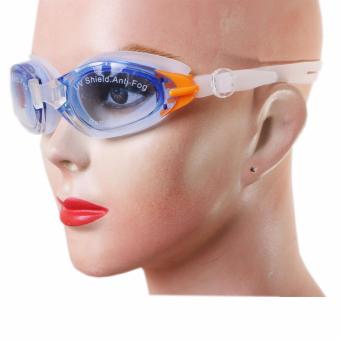 Outperformer Advance Swimming Goggles with FREE 2 Earplugs andCarrying Case - 3