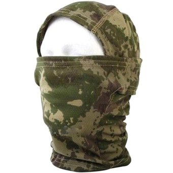 PAlight Fashion Tactical Outdoor Airsoft Ski Quick-drying HoodBalaclava Full Face Mask - intl - intl