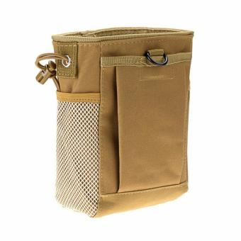 PAlight Tactical bag Military Molle Tactical Magazine Dump BeltPouch Bag Utility Hunting Magazine Pouch - intl