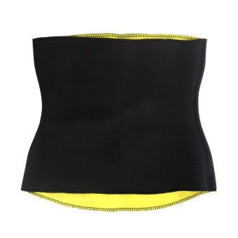 PAlight Women Body Shaper Corset Stretch Slimming Waist Trainer Sport Fitness Absorb Sweat Belt (size:XL) - intl