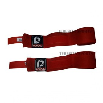 POKAL Handwrap 3.5 meters (Red)