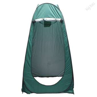 Portable Deluxe Instant Pop Up Tent Camping Toilet ShowerChangingPrivacy - intl