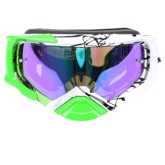 Possbay Outdoor Racing Windproof Motorcross Bike Helmet GogglesEyewear Glasses Sports - intl