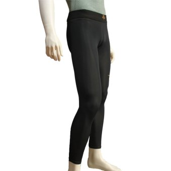PROCARE COMBAT #CSM16 Men Compression Legging (Black) - 2