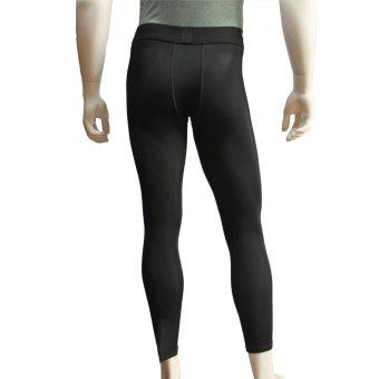 PROCARE COMBAT #CSM16 Men Compression Legging (Black) - 3