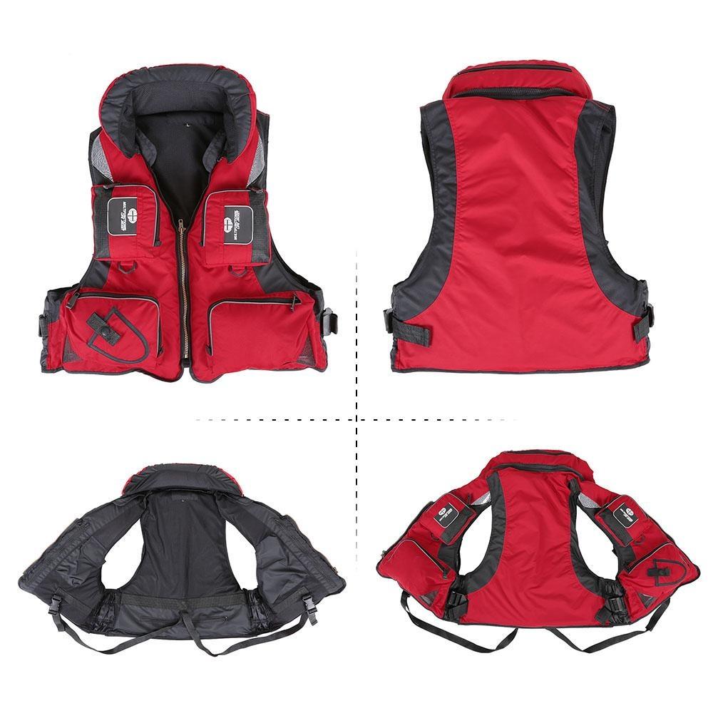 Marine Buoyancy Aid Sailing Kayak Fishing Source Professional Fishing Polyester Adult Safety Life .
