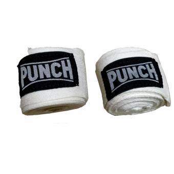 Punch Cotton Handwraps (White) Price Philippines