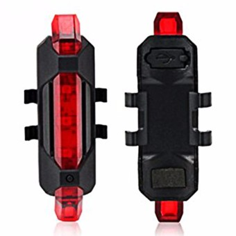 RAPID X USB rechargeable mountain road bike Tail Light