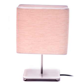 Rectangular Table Lampshade (Cream)