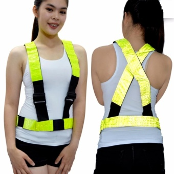 Reflectorize Sando Work Vest Unisex (Green) Buy 1 Take 1