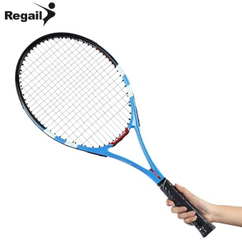 REGAIL Carbon Aluminum Alloy Frame Sports Tennis Racket - intl Price Philippines