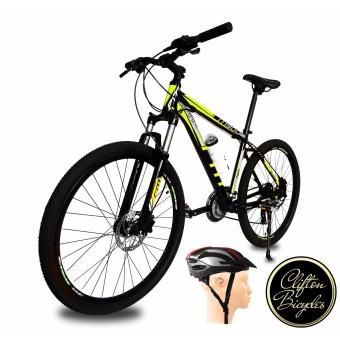 REIGN RM900 27.5 (24 Speed with hydraulic brake color black+neon green) Price Philippines