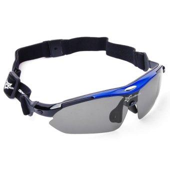 ROCKBROS Cycling Sunglasses Outdoor Sports Glasses Polarized 100%UVA UVB - 4