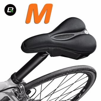 RockBros Size M Hollow Cycling Saddle Cover Breathable SiliconeThickening Multilayer Sponge Bike Cushion Seat Match Anti-slipBicycle Seat Mat Cover Price Philippines