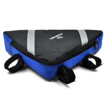Roswheel Cycling Bicycle Bike Bag Top Tube Triangle Bag FrontSaddle Frame Pouch Outdoor - 3