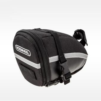Roswheel Outdoor Cycling Saddle Bag Seat Packs Tail Rear Pouch -intl
