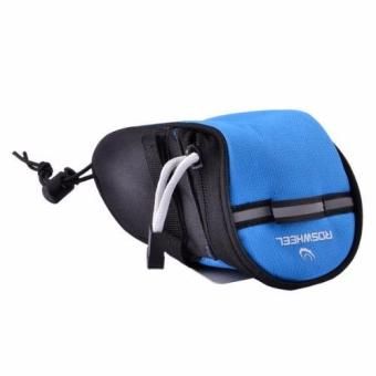 ROSWHEEL Waterproof Bicycle bag Cycling front frame bag bike Handlebar Black Bag for Touch Screen Cell Phone,Cycling rockbros - intl