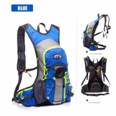 Running Cycling Vest Backpack Sports Camping Hydration WaterBladder Bag Waterproof backpack - intl