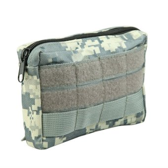 S & F ACU Color Outdoor Waist Pack/Multifunctional Sundries Bag/Oblong Tools Pack - INTL