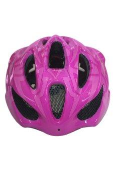 Sakoni S-001 15Vents Helmet (Pink)