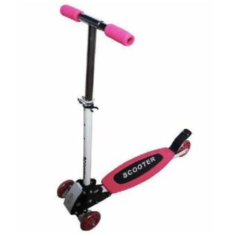 Scooter for 5yrs-12 yrs old kids (Pink) Price Philippines
