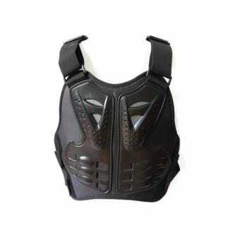 Sec 00453 Motocross Motorcycle Chest and Back Armor Protector