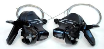 Shimano Acera SL-M360 M360 8 Speed Shifter Trigger Set 3X8 w/inner Cable - intl