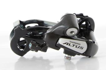 SHIMANO RD-M310 ALTUS 7/8 SPEED BLACK DIRECT MOUNT REARDERAILLEUR-NO PACKAGE - intl