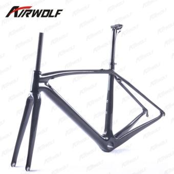 Size 54CM OEM Carbon Bike Frames With UD Black Matte Finish - intl - 2