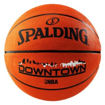 Spalding DOWNTOWN BRICK/BALK Outdoor Basketball Size 7