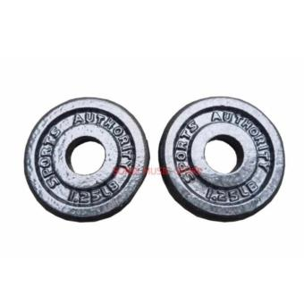 Sports Authority Dumbbell Plates 1.25LBS (Set of 2)