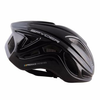 Spyder Cycling Helmet Stream 300 (Black)-Medium