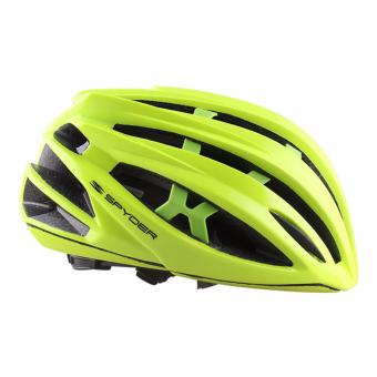 Spyder Road Cycling Helmet Mercury 2.0 990 (Neon Yellow) -Medium