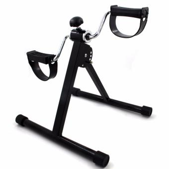 Stamina Portable Pedal Exercise Bike (Black)