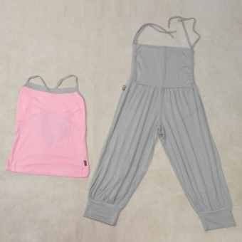 Summer High Temperature Yoga Clothing Suits M - INTL - picture 2