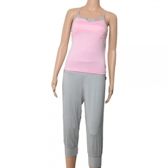 Summer High Temperature Yoga Clothing Suits M - INTL
