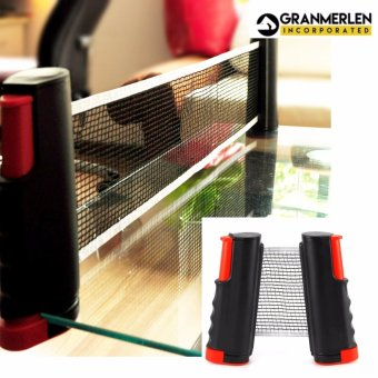 Table Tennis Net Rack Replacement Ping Pong Net (Black) Price Philippines