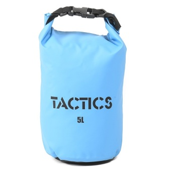 Tactics Waterproof Dry Bag 5L (Sky Blue) Price Philippines