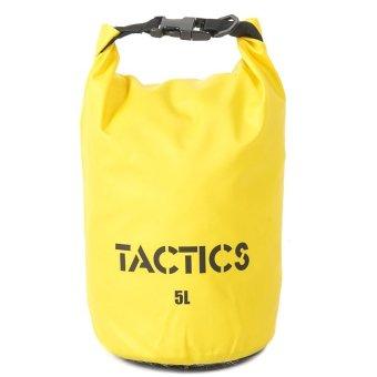 Tactics Waterproof Dry Bag 5L (Yellow)