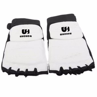 Taekwondo Foot Protector MMA Karate Foot Pads Sparring Gear Pair M Price Philippines