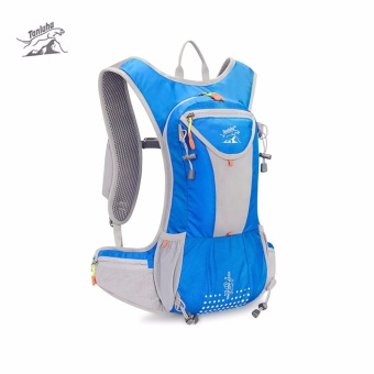 Tanluhu 15L Hydration Running Cycling Sport Backpack Climbing Bag -intl