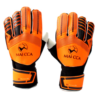 Teenager football tournament special gloves goalkeeper gloves
