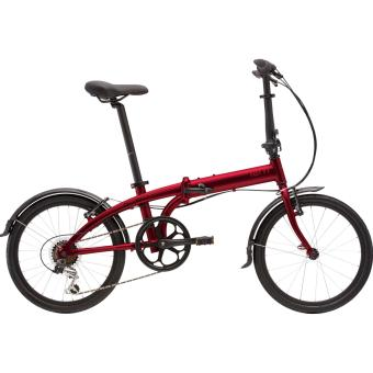 Tern Link B7 Dark Red/Red