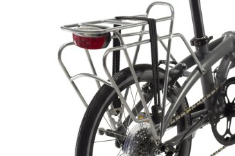 "Tern Traveller Bicycle Rack for 20"" Bike (Silver) Price Philippines"