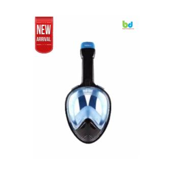Thenice M2098G Full-Face Snorkeling Ninja Mask with Camera Holder